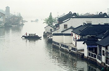 One Day Shanghai Car Rental Service with Zhujiajiao Water Town