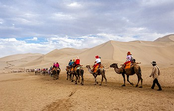 12 Days Best Silk Road Tour from Xian to Urumqi by High Speed Train