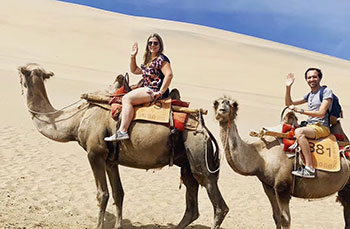 7 Days Silk Road Tour from Xi'an to Dunhuang by High-speed Train