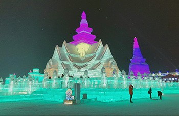 5 Days Harbin Winter Skiing Tour from Xian
