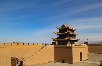 4 Days Dunhuang Jiayuguan Highlight Tour