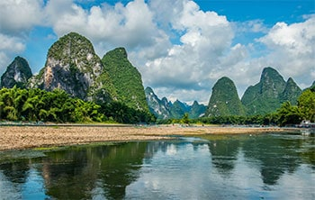 6 Days Shenzhen- Guilin Impression Tour by High-speed Train