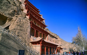 8 Days Budget Silk Road Tour from Lanzhou to Dunhuang