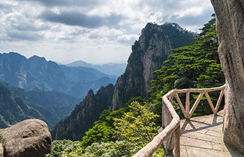 5 Days Xian Huangshan Highlight Tour by High-speed Train