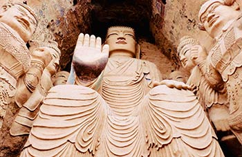 Are There Any Other Grottoes in Gansu Province Besides Mogao Grottoes?
