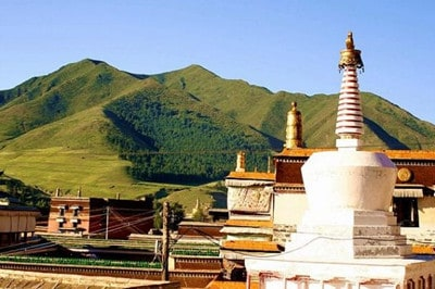 10 Days Silk Road Hexi Corridor Tour from Xining to Dunhuang