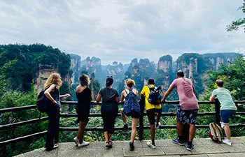7 Days Zhangjiajie-Guilin Adventure Tour by High-speed Train