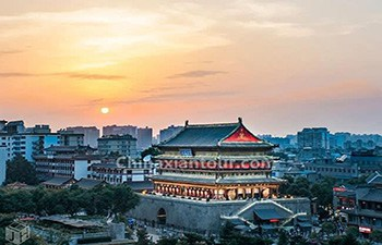 "From an ancient historical capital to a ""Net Celebrity"" city-Defining Xi'an in a different way"