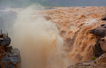 The Main Features of Hukou Waterfall