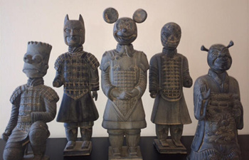 The modified version of the Terra-cotta Warriors