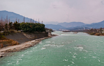 The Dujiangyan-an Everlasting Water Conservancy Project