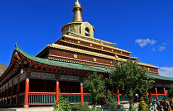 The Jokhang Temple and the Drepung Monastery