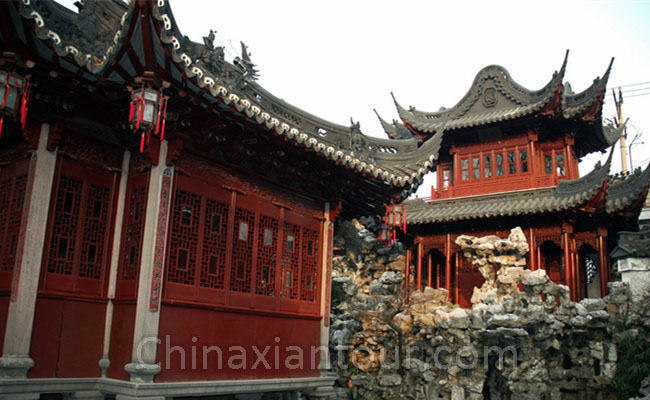 Shanghai Highlight Day Tour
