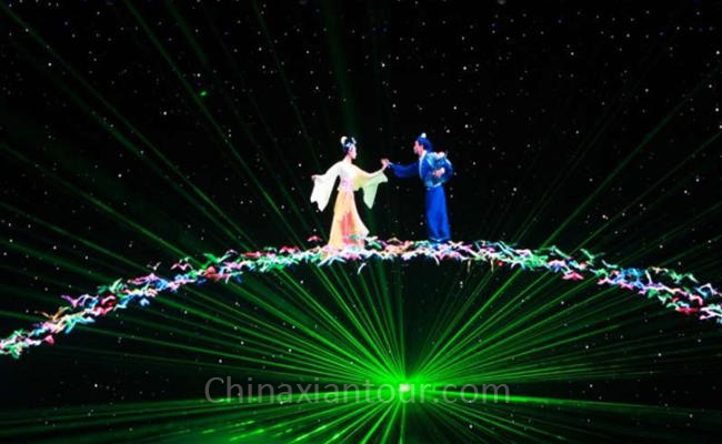 Picturesque Huizhou Evening Show