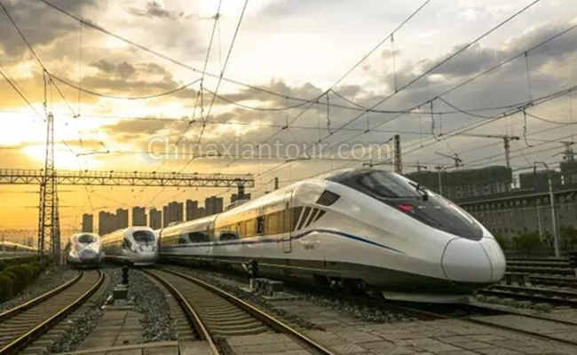 Baoji-Lanzhou High-speed Rail Started Operation on 09TH July, 2017